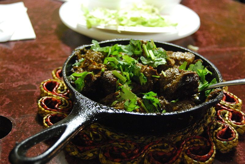 Discovering the secrets of kashmiri cuisine yummy food house peshawari karahi gosht shireen anwer in masala mornings on masala tv channel forumfinder Image collections