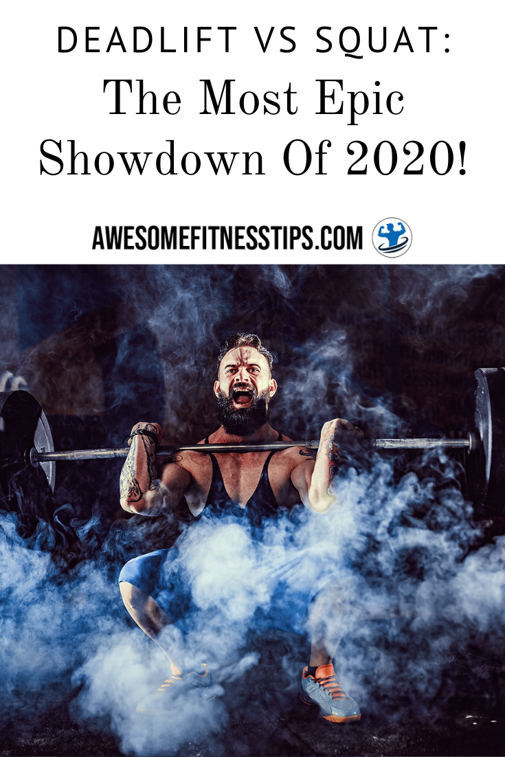 Welcome to the most epic showdown of 2020 – the great comparison between the deadlift vs squat. What...