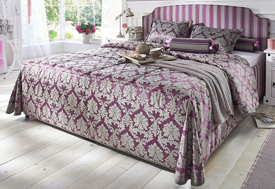 Polsterbett, Home affaire, »Avalon« Jetzt bestellen unter   - schlafzimmer mit polsterbett