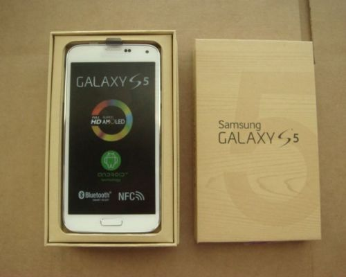 NEW VERIZON Samsung Galaxy S5 SM-G900V 16GB WHITE G900V Straight Talk Page Plus 887276973920   eBay