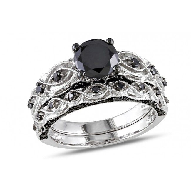 11 Colored Stone Engagement Rings For The Who Doesn T Want A Traditional Black Diamondengagement