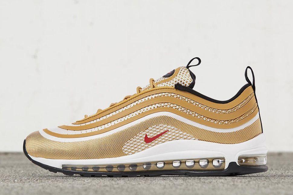air max 97 damen gold