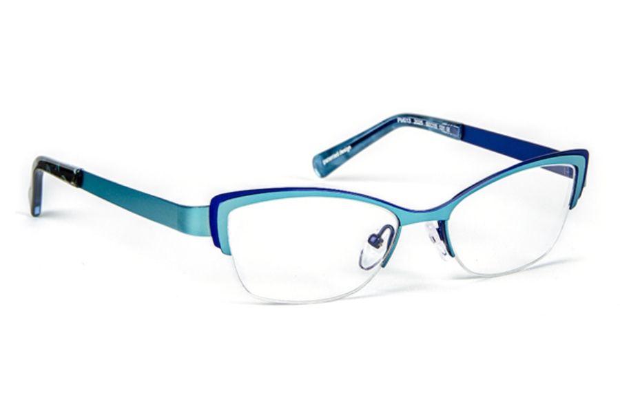 J.F. Rey Petite PM 013 Eyeglasses