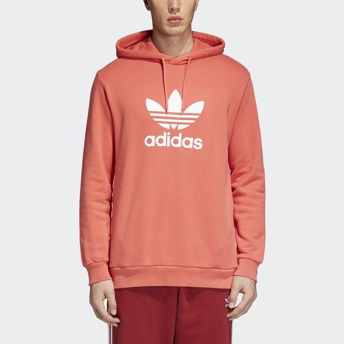 Trefoil Hoodie Adidas Trefoil Hoodie Mens Sweatshirts Hoodies