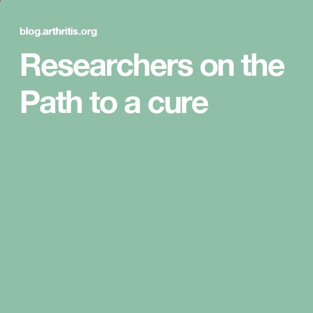Researchers on the Path to a cure