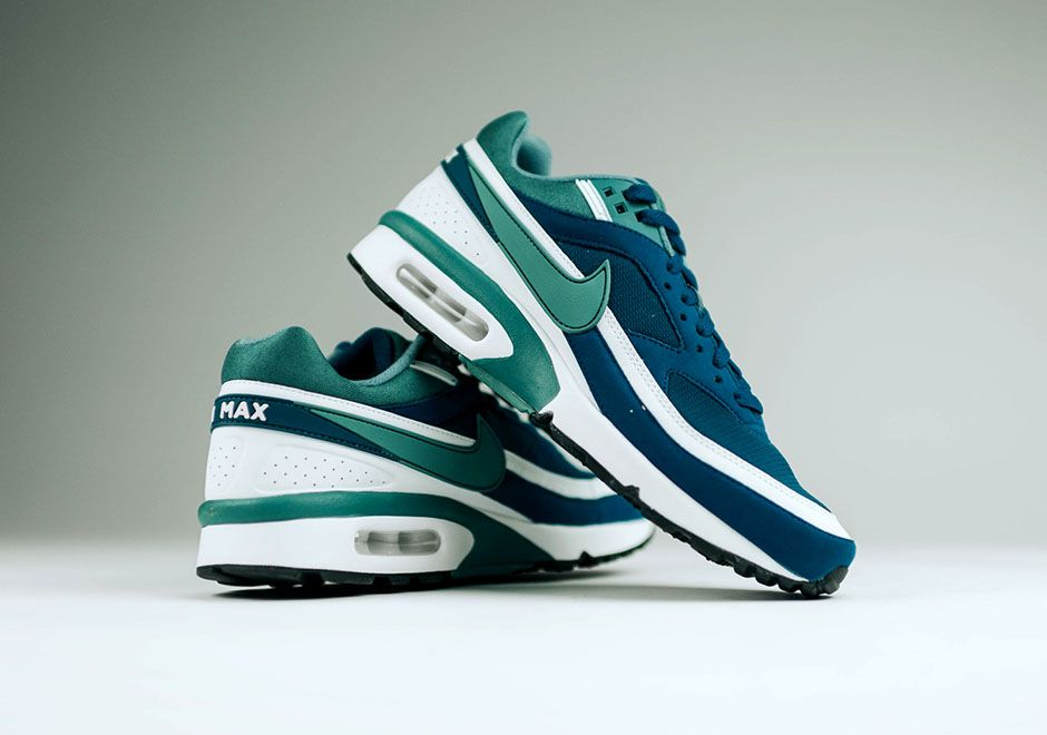 Nike Air Max BW Marina Blue Green Jade Retro | Air max