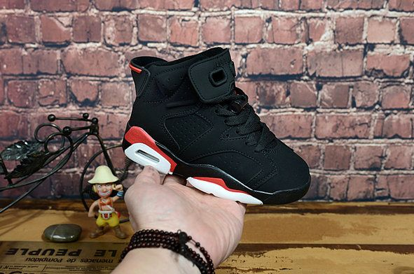 the latest f44e8 8b483 ... closeout 2018 how to buy kids youth air jordan 6 retro bg infrared 2014  black infrared