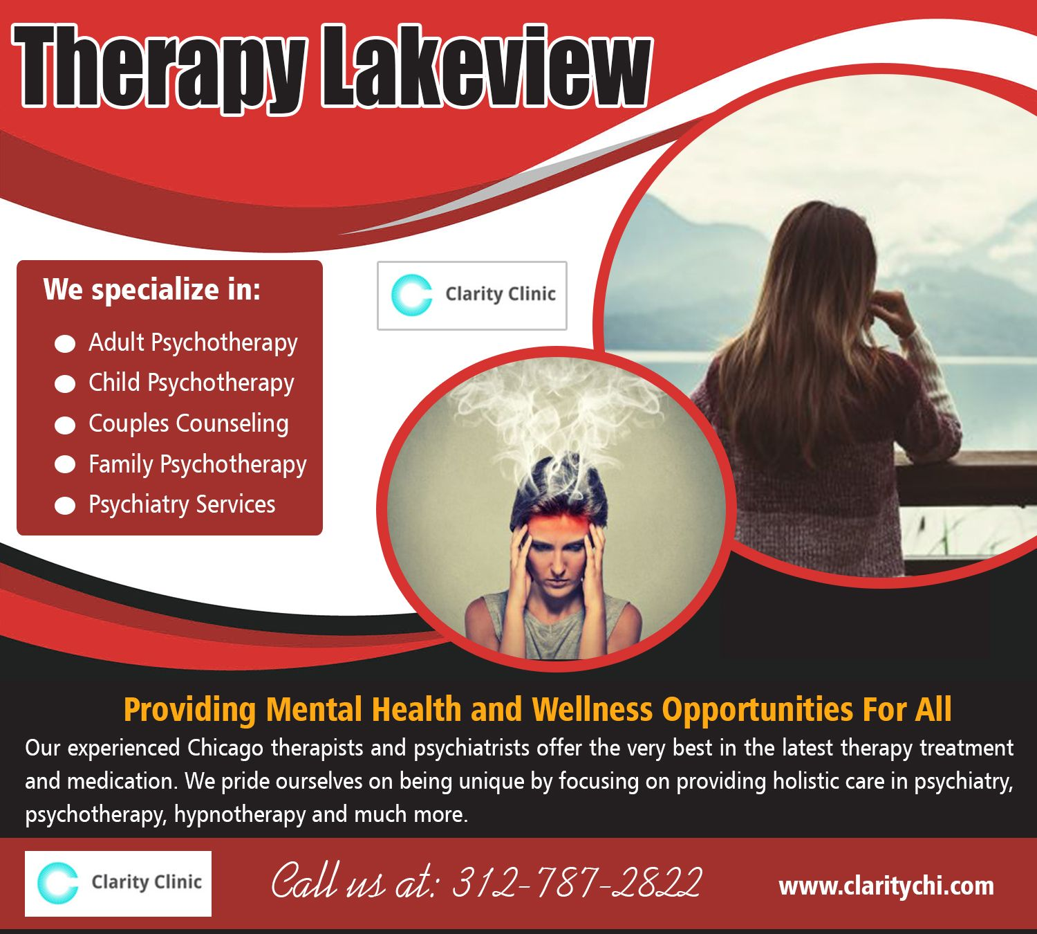 Pin By Clarityclinic On Psychiatry Lakeview