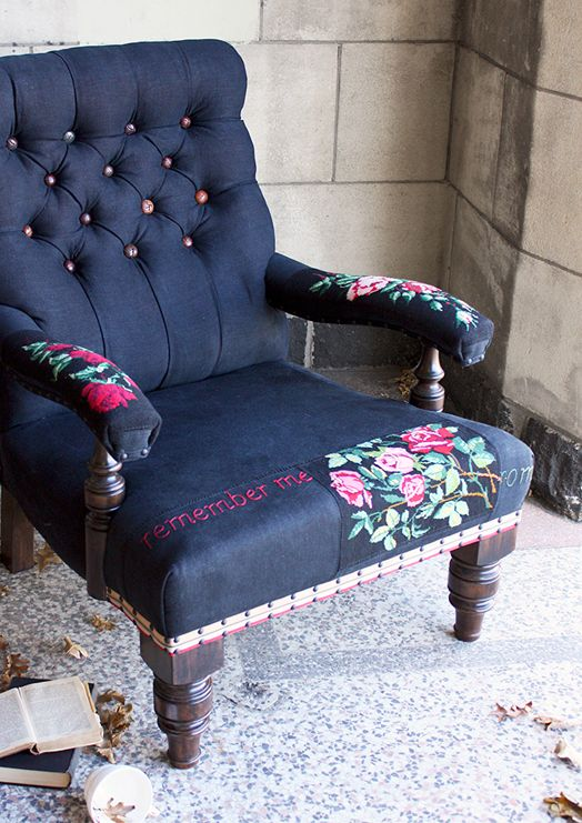 Fab Chair In 2020 Furniture Patchwork Furniture Couch Decor
