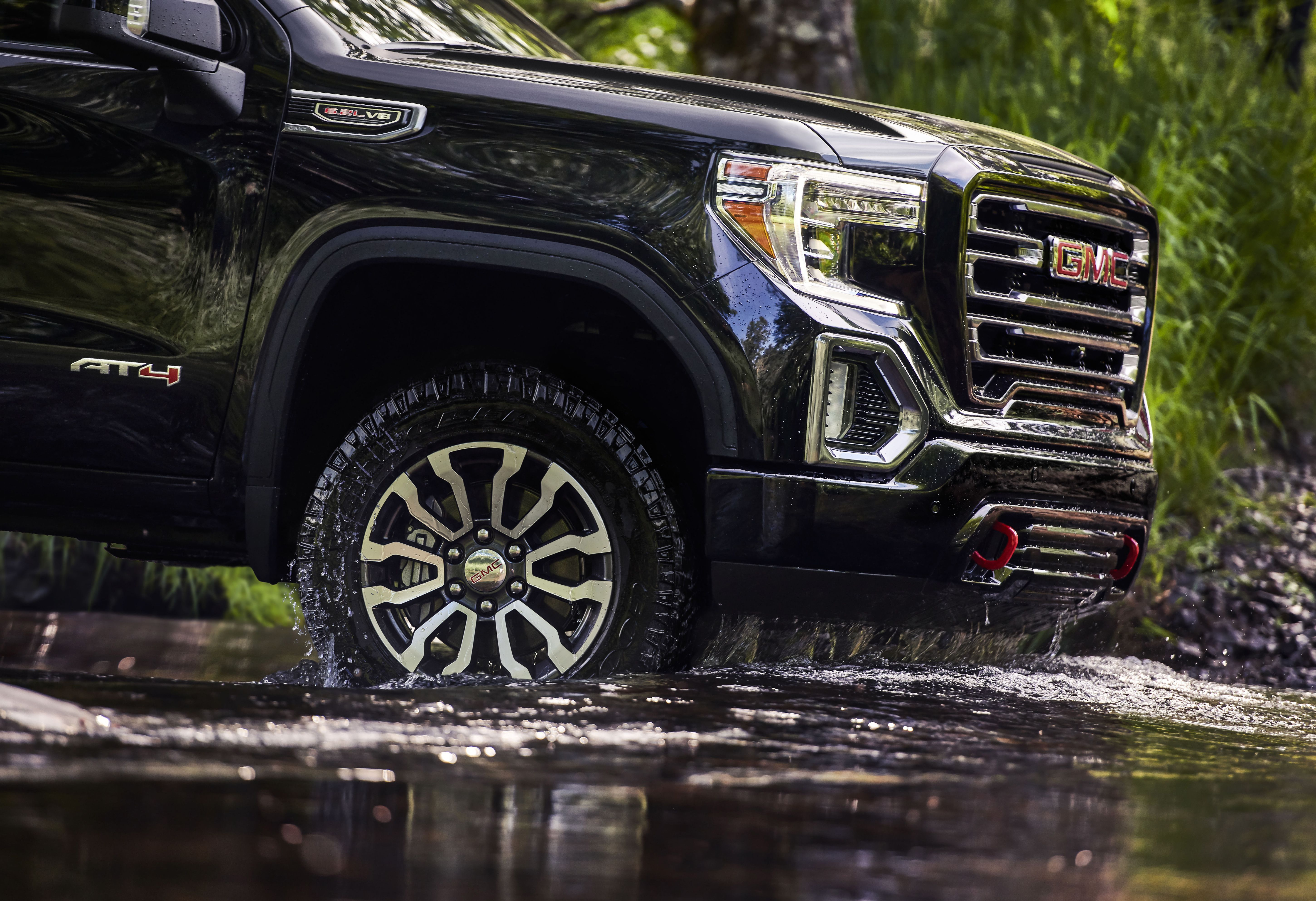 2019 Gmc Will Offer Off Road Performance Package For Sierra At4 Em 2020