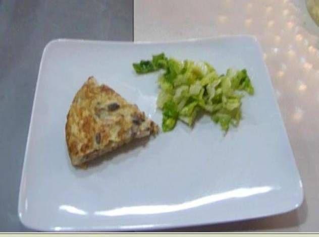 Tortilla de ensalada