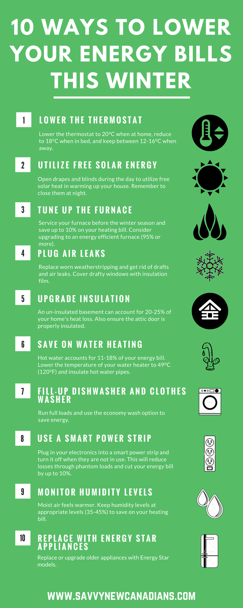 Here Are 15 Ways To Lower Your Energy Bills This Winter Savemoney Bills Electricity Tips H Energy Saving Devices Energy Saving Tips Energy Saving Systems