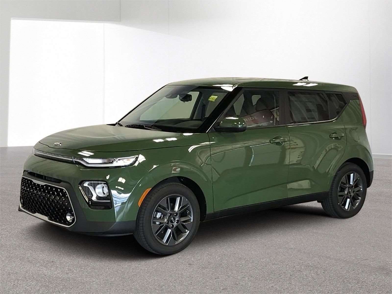 2020 Kia Soul Undercover Green Review And Release Date Di 2020