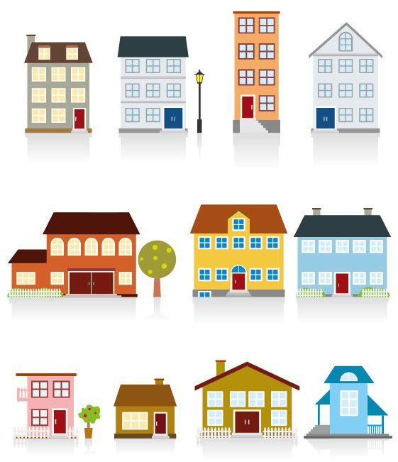 一番欲しい 家 イラスト おしゃれ 壁紙 Hd 家のイラスト 壁紙