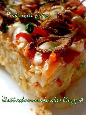 Title Dengan Gambar Makanan Makaroni Makanan Minuman