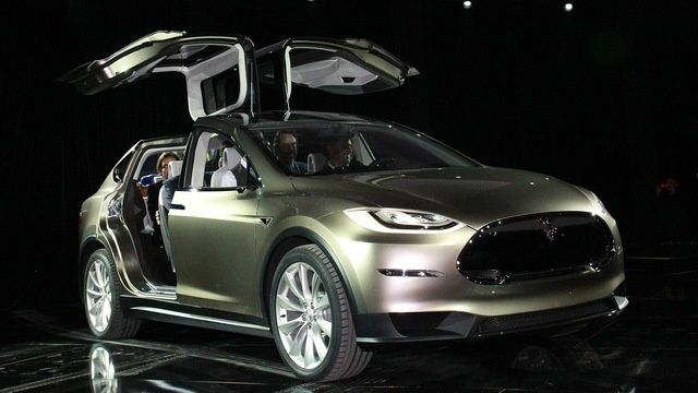 Tesla Motors New Electric Crossover Suv The Model X If You Have