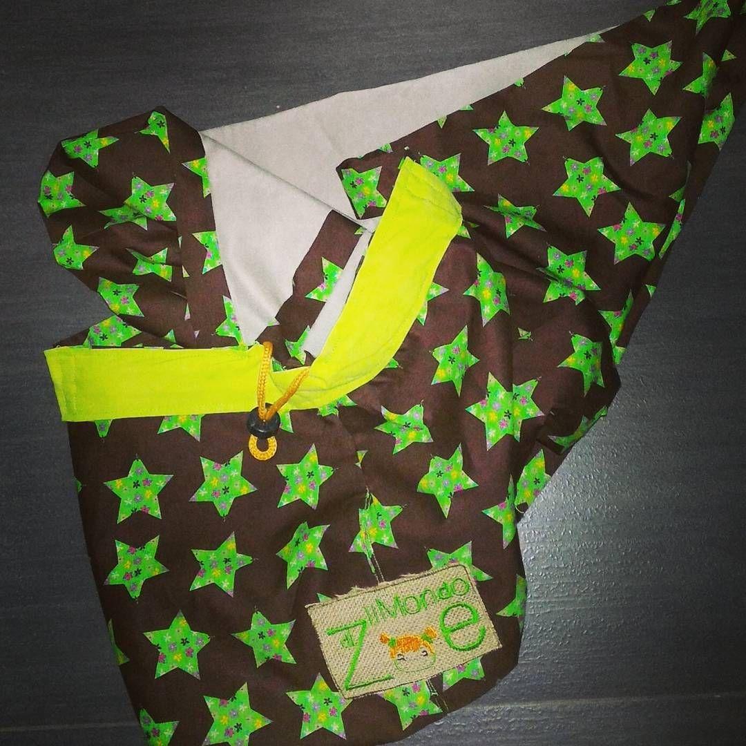 fascia tubolare portabebé con regolazione a sostegno della testolina...per garantire il massimo del comfort al neonato #ilmondodizoe #genitoricanguro #babywearing