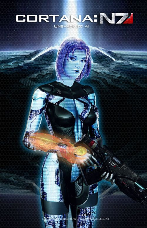 Halo Mass Effect Fanfiction |     Kenobi: Just for fun  Halo