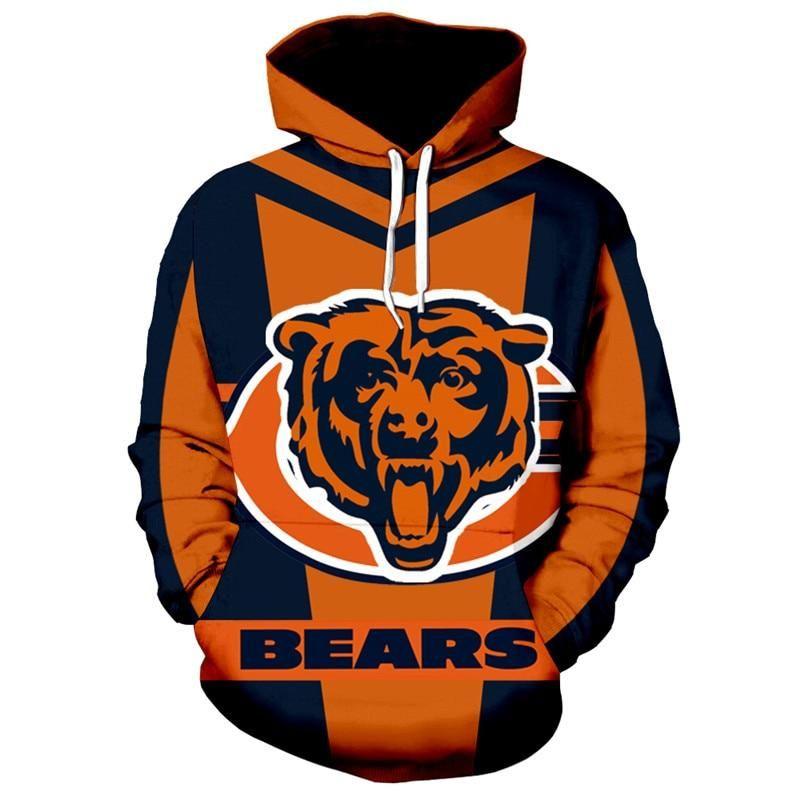 b5b0fb70 Hot Sale NFL American Football 3D hoodied sweatshirt cool pullover ...