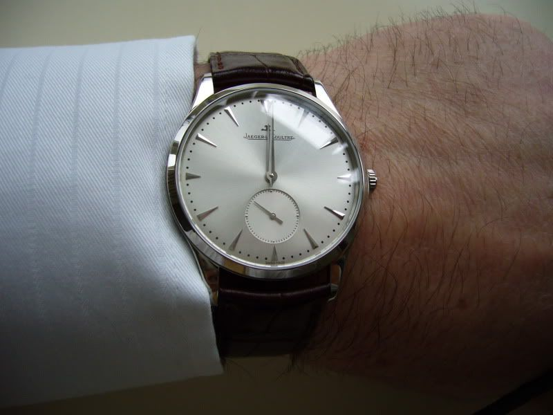 df86464b4fc Absolutely Magnificent. Jaeger-LeCoultre Master Grande Ultra Thin ...