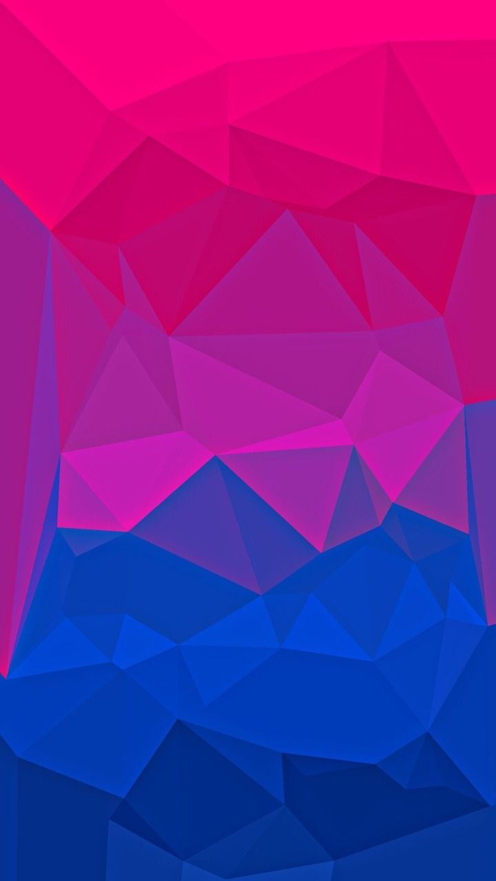 Subtle bisexual phone wallpapers 1/2. Made by lgbtqia