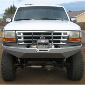92 97 Rock Solid Front Bumper Classic Trucks Car Best Car