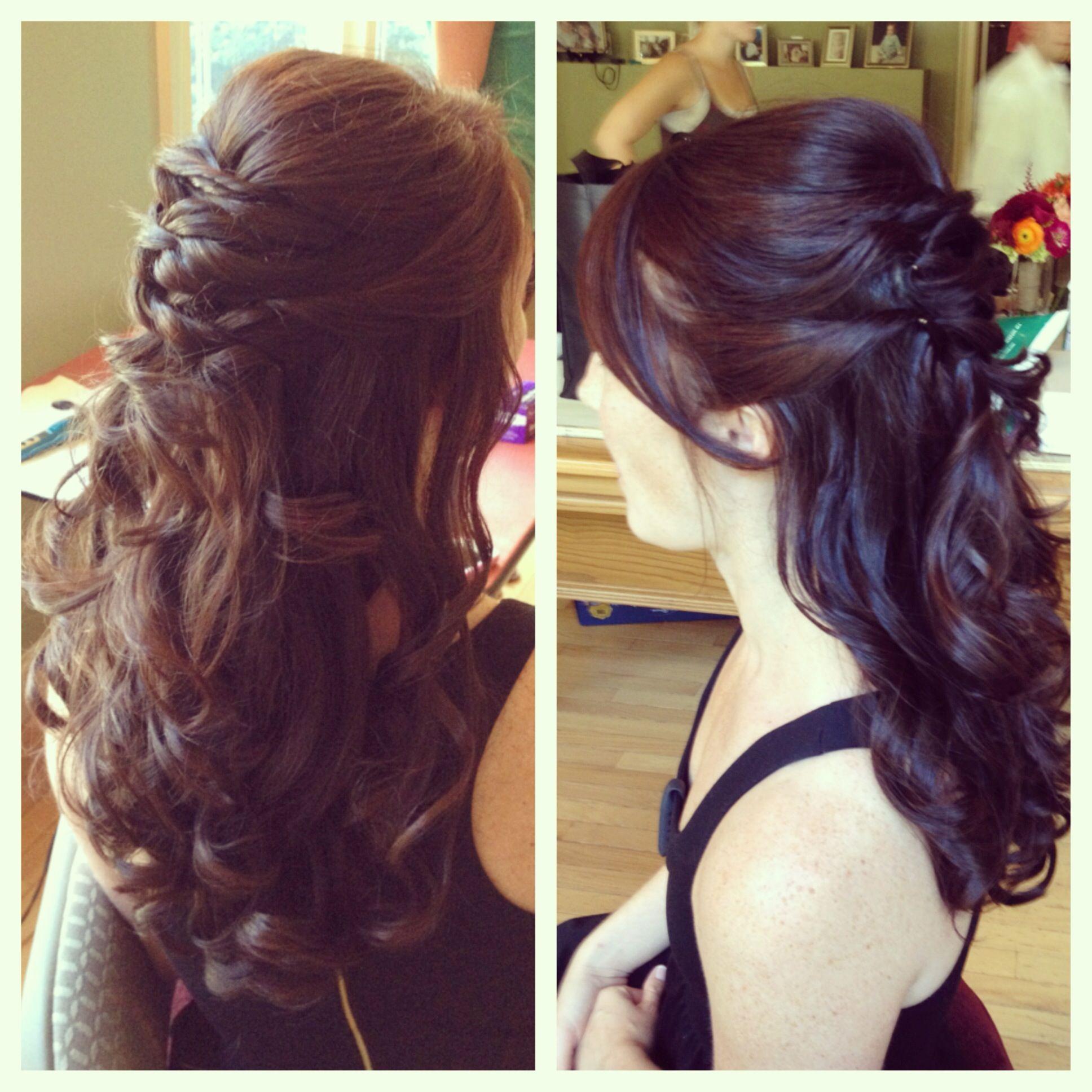 Bridal hair wedding hair bride hair by ashley spadano updo