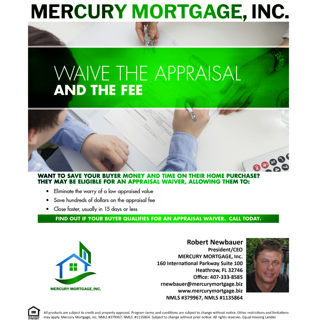Waive The Appraisal And The Fee Call Message Or Email Me With Any Loan Scenarios Credit Issues Etc South Florida Real Estate Appraisal Florida Real Estate