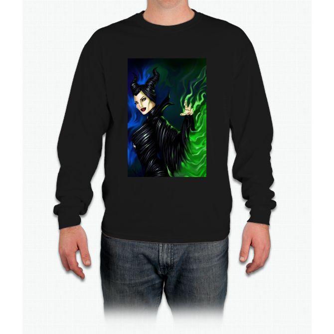 Maleficent Movie Version Bee Movie Long Sleeve T-Shirt