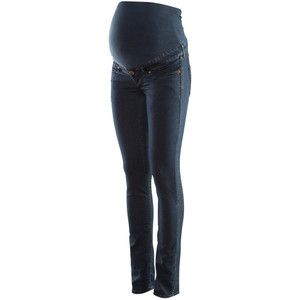 35270fc45f8cf *New* Denim H&M Mama Maternity & Denim Skinny High Rib Maternity Jeans  (Size 6) - Motherhood Closet - Maternity Consignment