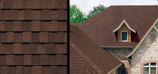 Roof Tamko Heritage Rustic Redwood Rustic Farmhouse Farmhouse Style Shingle Colors
