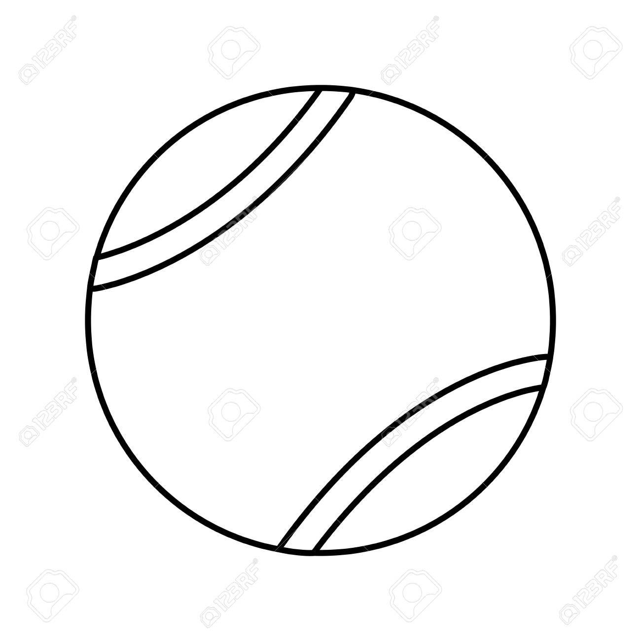 Tennis Ball Icon Image Vector Illustration Design Sponsored Icon Ball Brand Identity Business Cards Vector Illustration Design Business Card Branding