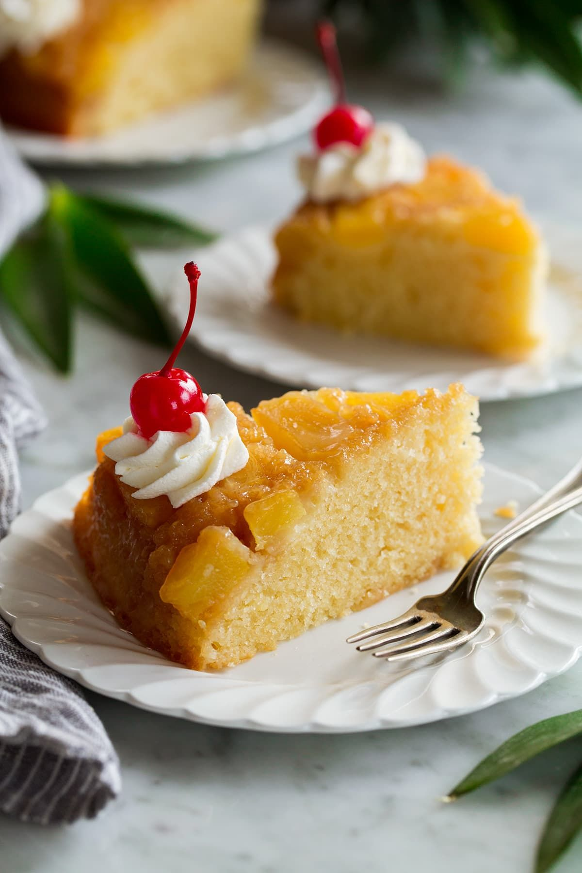 Pineapple upside down cake cooking classy upside down