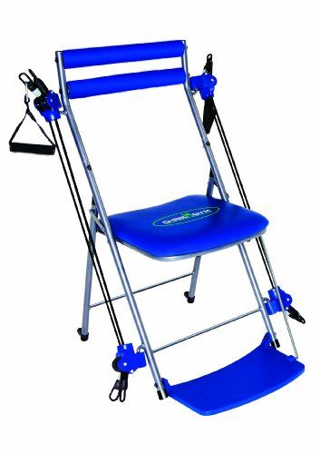 Chair Gym Total Body Workout Blue Chair Gym Http Www Amazon Com Dp B00a8joux6 Ref Cm Sw R Pi Dp 9h Rub1 Total Body Workout Fitness Body Leg Machine Workout
