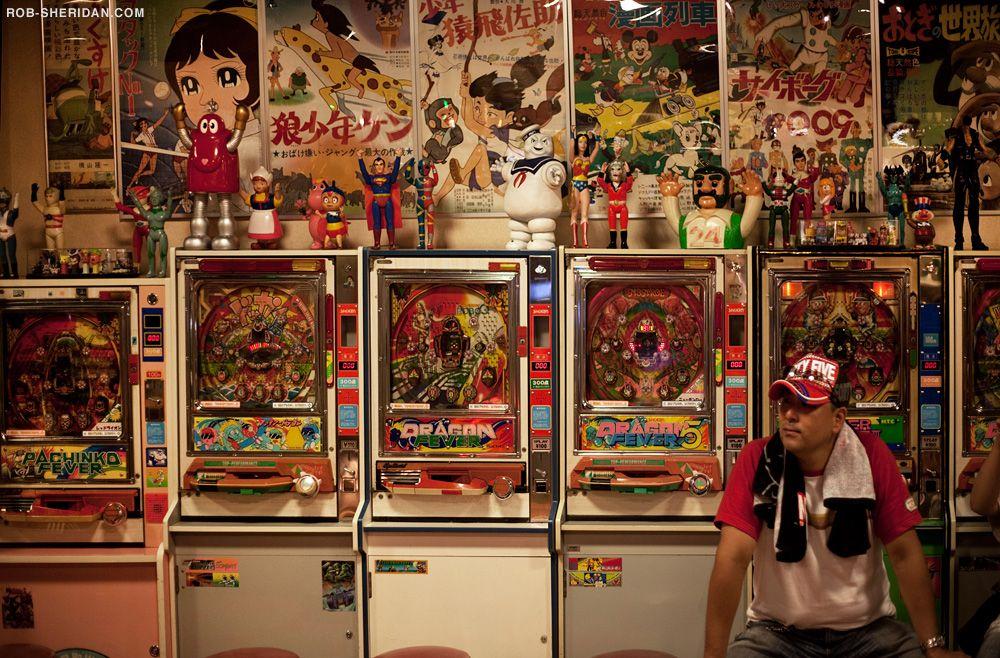 Image result for japanese retro arcade TEKKONKINKREET