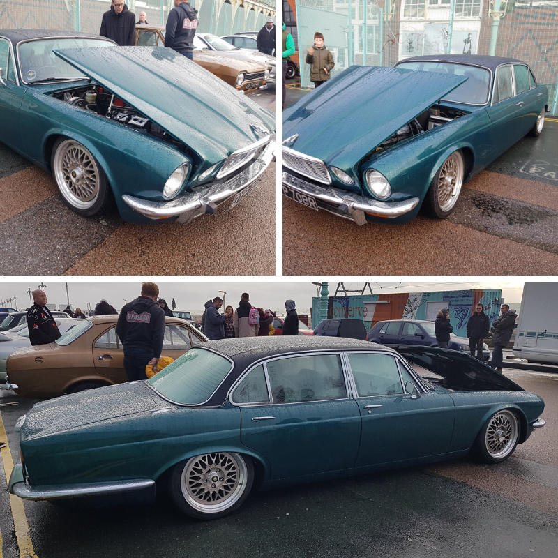 This Xj6 Was A Real Head Turner Our Offices Will Be Open Today From 9am Until 5 30pm And Saturday From 9am Until 12 30 In 2020 Classic Cars Car Insurance Veteran Car