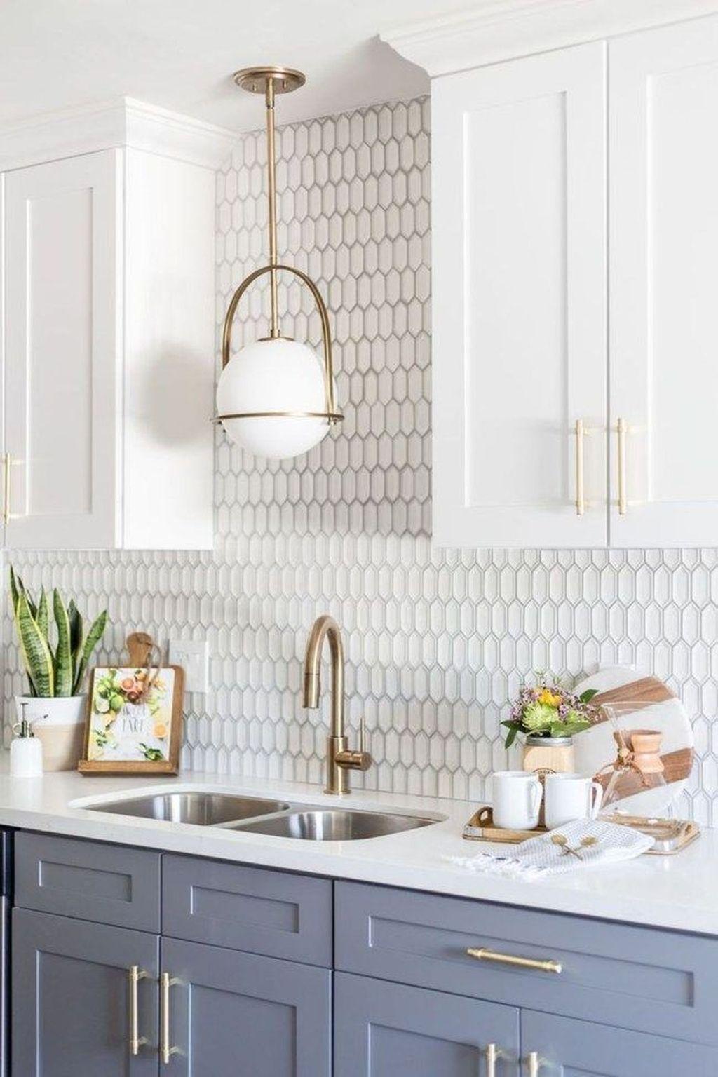 Latest Modern 2020 Kitchen Backsplash Trends - Dining Roomdev