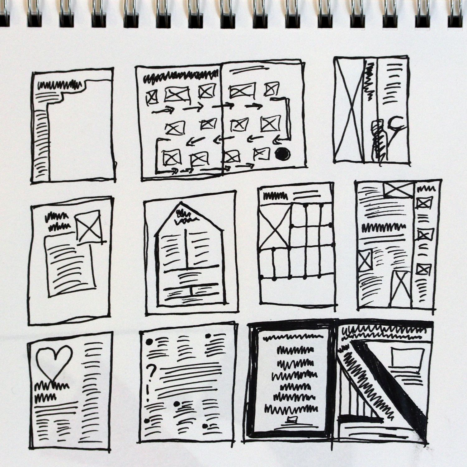 Poster design process - Good Poster Thumbnail Layouts Google Search