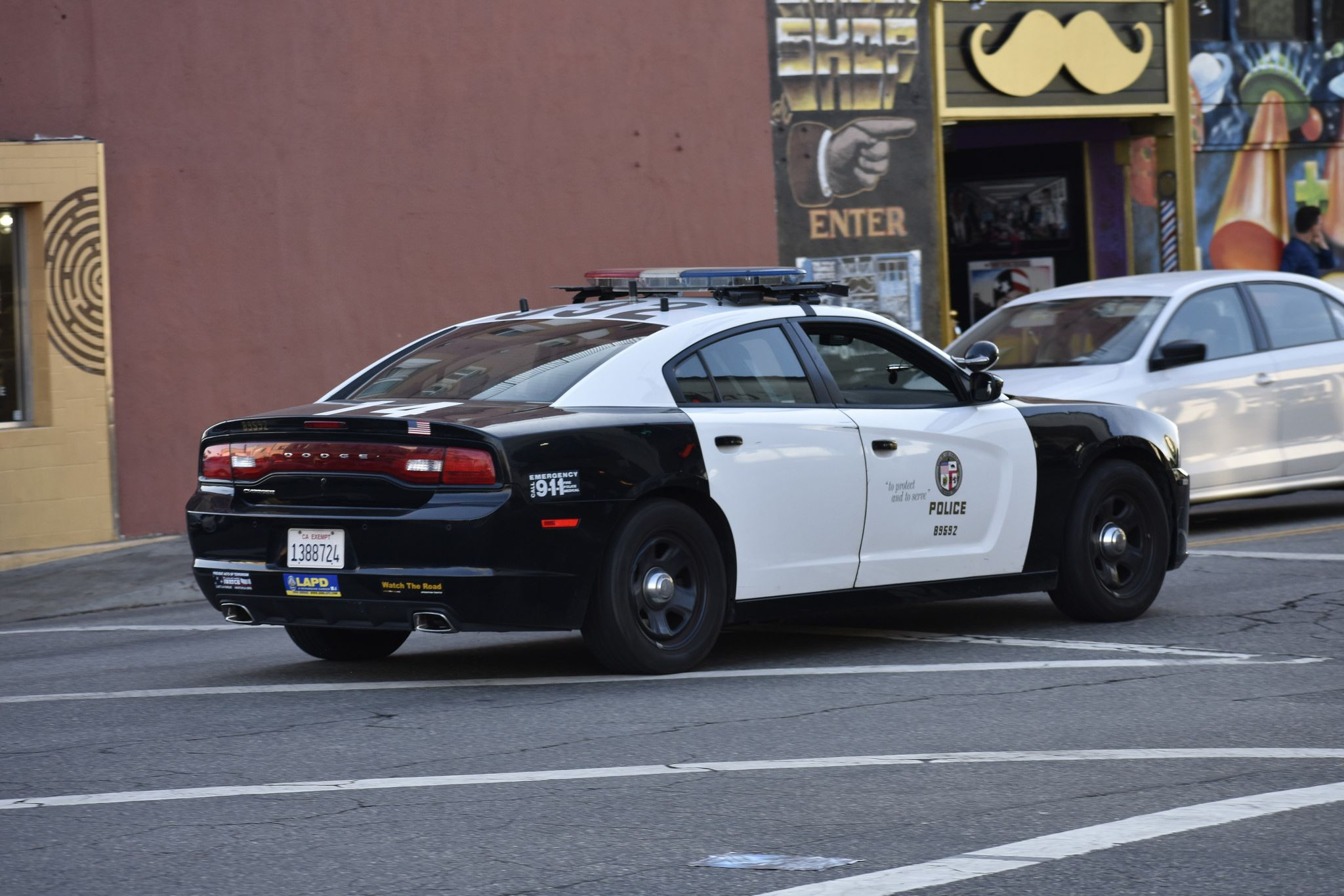2013 LAPD Dodge Charger | Dodge charger, Police cars, Lapd