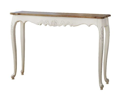 Details About French Provincial Hall Table Display Classic Vintage