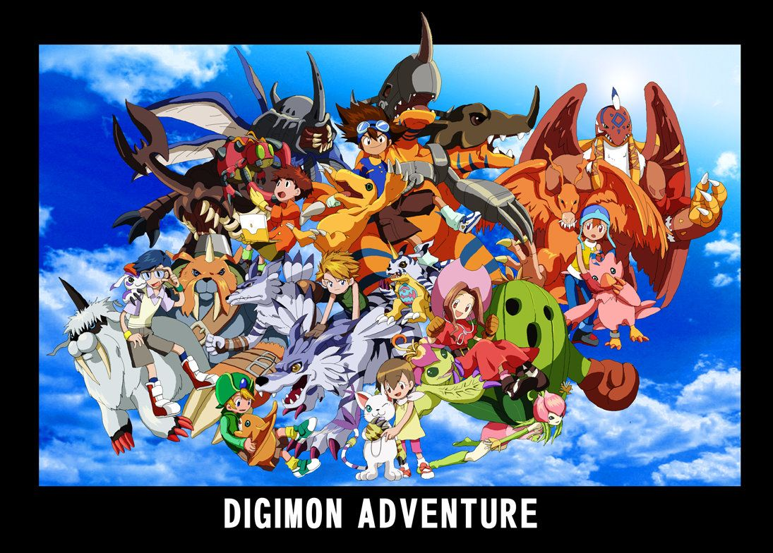 Digimon Wallpapers Wallpaper 1095784 Digimon Backgrounds 39