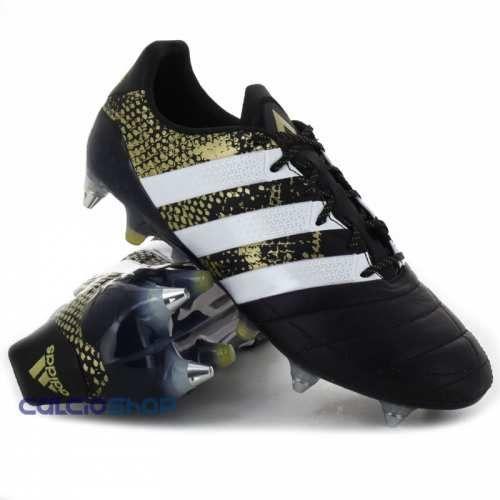 big sale 505c4 8319c Prezzi e Sconti   Adidas ace 16.1 sg leather stellar pack ad Euro 139.00 in   Aq6372  Scarpe scarpe calcio