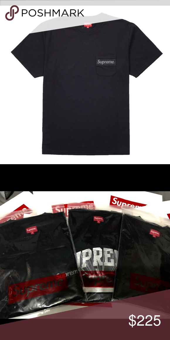 4cc7a30be79 Supreme Pocket Mesh Tee Brand new (Dead Stock) Supreme Pocket Mesh Tee Size  XL