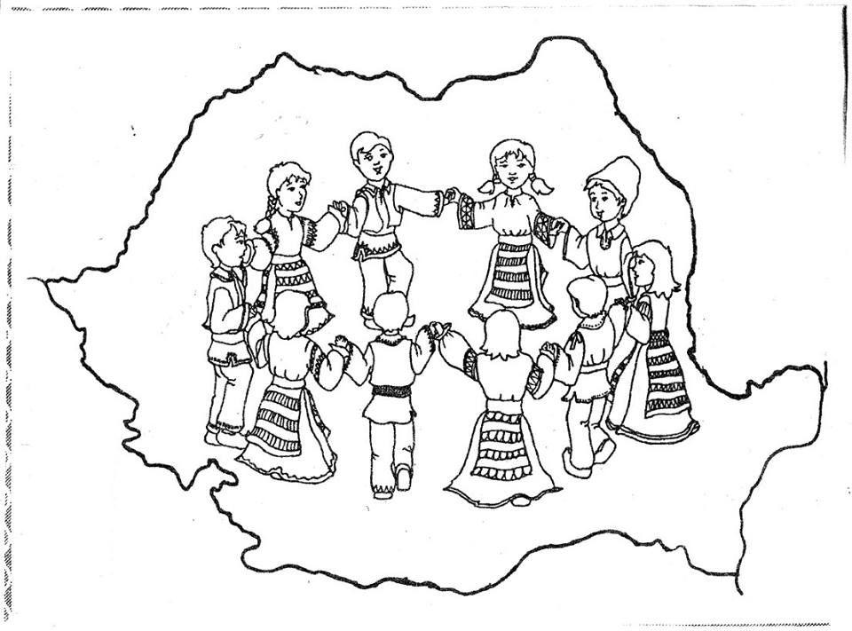 Mica Unire Imagini De Colorat Kindergarden School Kids