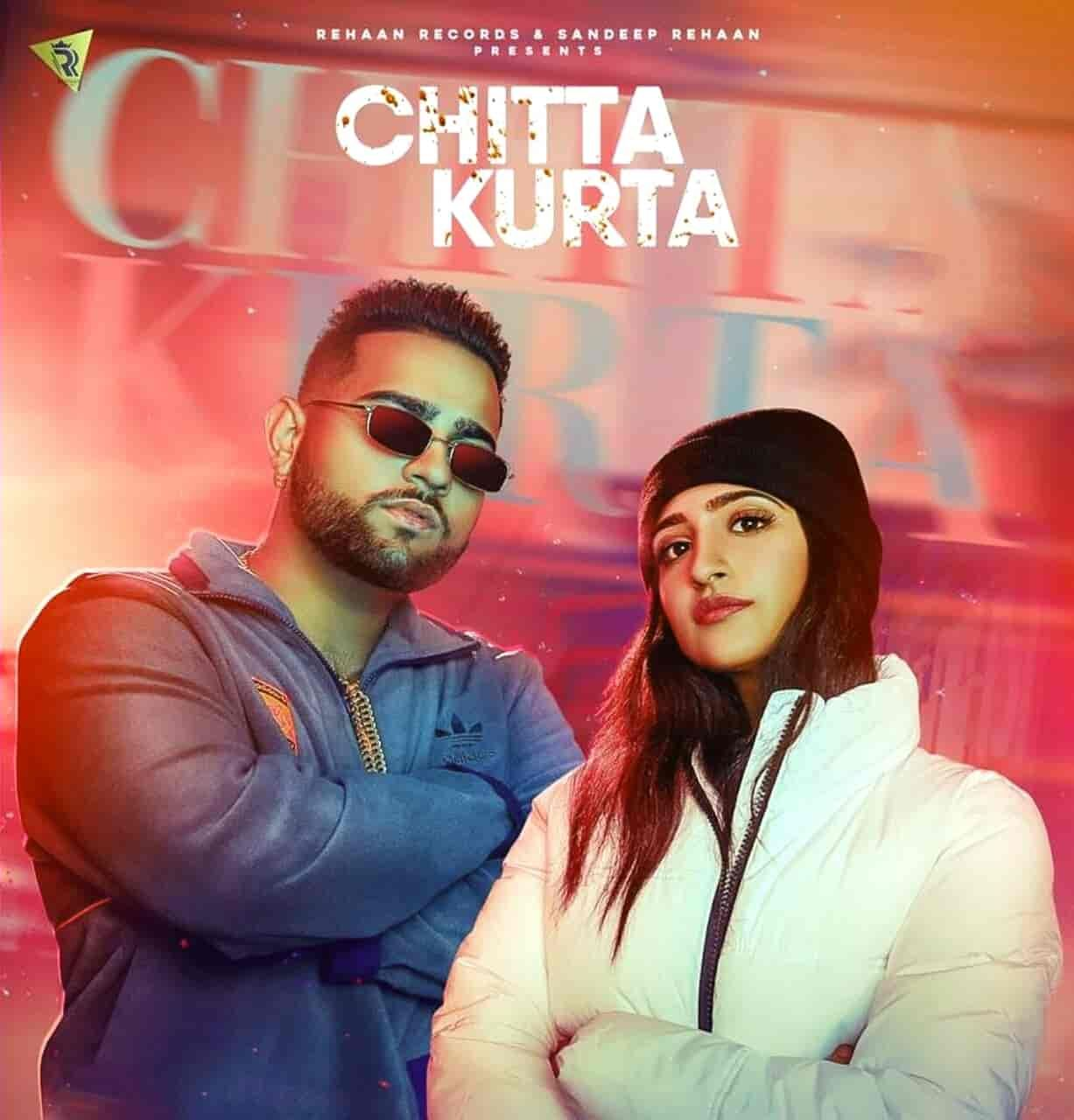 Chitta Kurta Lyrics Karan Aujla Gurlez Akhtar Music Labels Songs News Songs