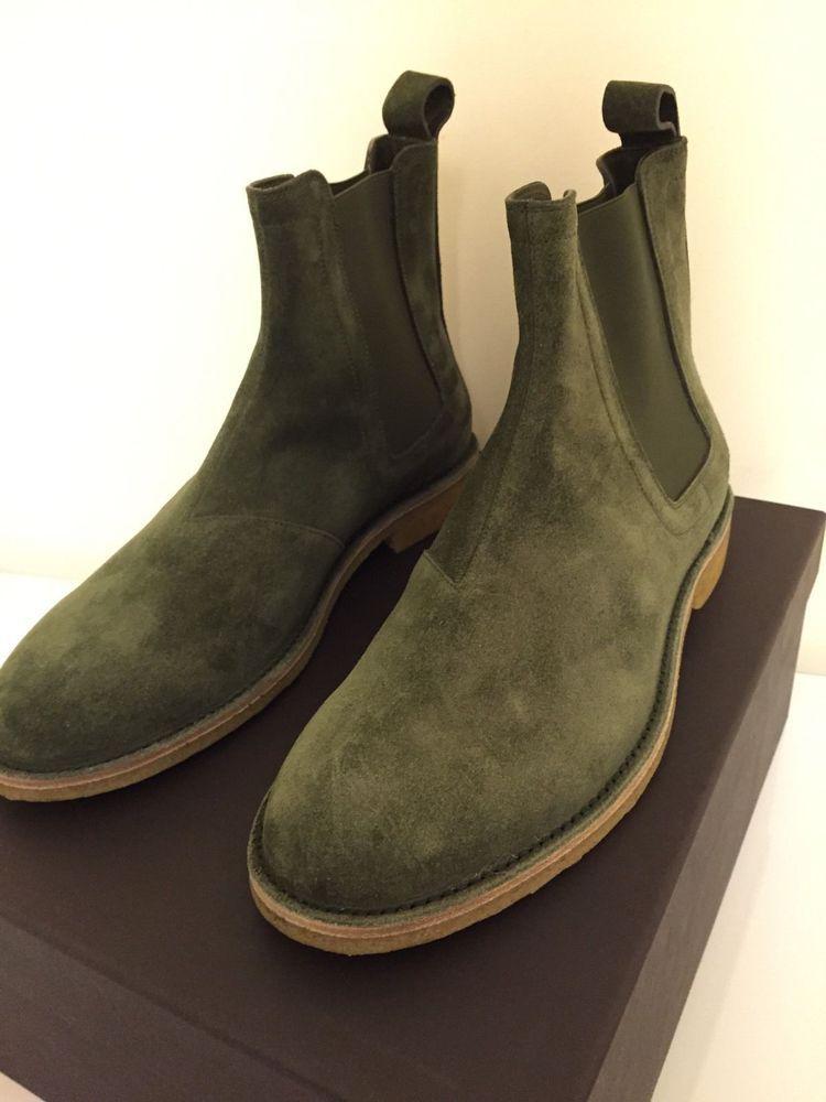 Chelsea boots men, Mens suede boots
