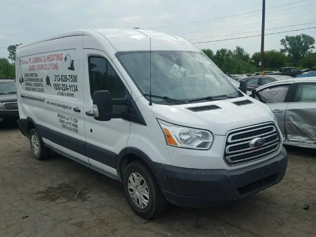 Salvage 2015 Ford Transit Connect Van For Sale Salvage Title