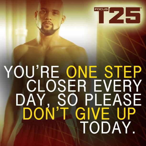 Insanity Workout T25: Pin By Angel Odom On Focus T25