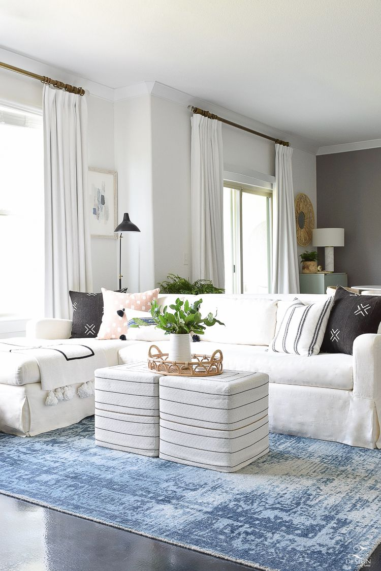 Late Summer Refresh Tips U0026 Home Tour