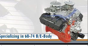 We sell restoration parts for your Mopar vehicle  A-Body